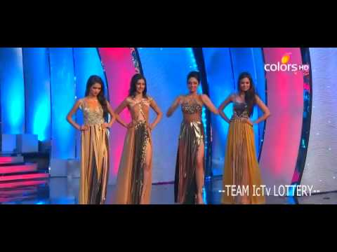Ponds Femina Miss India 2013 Crowning Moment