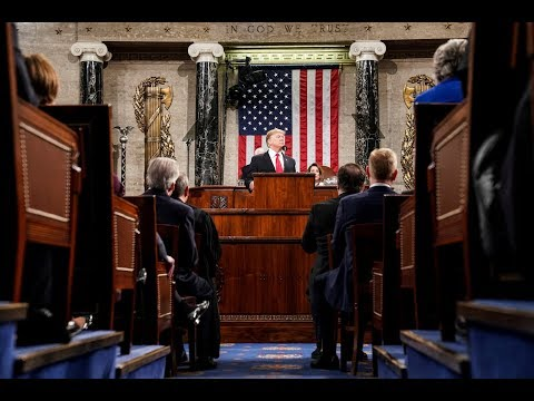 State of the Union reaction splits along familiar party lines
