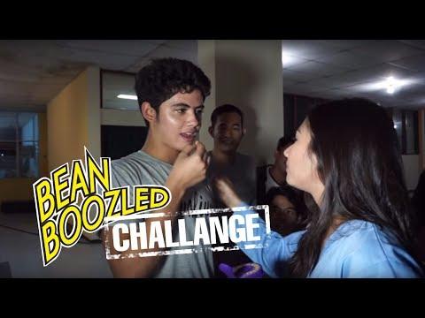 Been Boozled Challenge with Aliando