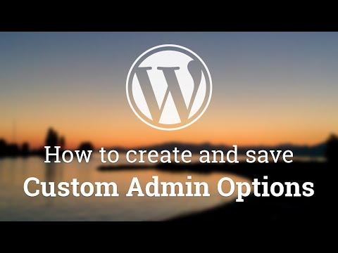 WordPress theme output