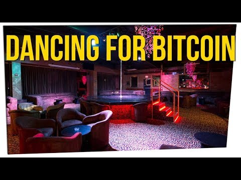 Vegas Dancers Now Accept Bitcoin via QR Codes ft. Gina Darli