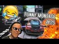 FUNNY ASPHALT 8 MONTAGE #25 (Funny Moments and Stunts)