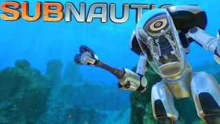 Subnautica Gameplay Walkthrough | P.R.A.W.N. | Let