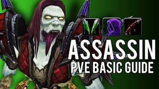 Basic Assassination PvE Guide for Dungeons/Raids in BFA 8.0.1