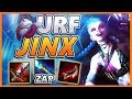 *ZAP ONE-SHOTS* MY BEST URF CHAMPION HANDS DOWN (ACROSS THE MAP SNIPES) - BunnyFuFuu URF
