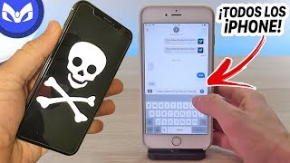 REGRESA MENSAJE DE LA MUERTE AL iPHONE