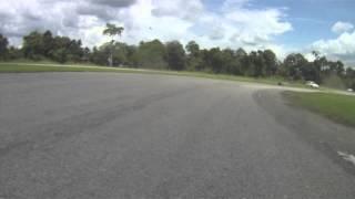 GoPro HD Proton Waja race