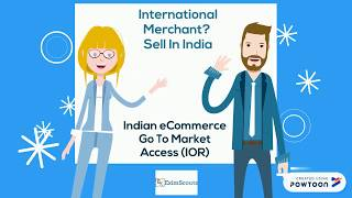 Are you an international seller and want to sell in Indian eCommerce Market?