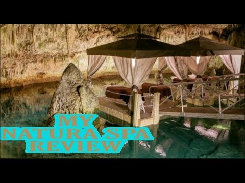 NATURA SPA REVIEW| MY FIRST SWEDISH MASSAGE EXPERIENCE