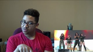 """Fifth Harmony @ End Fest - """"Reflection"""" 