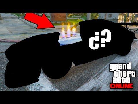 NUEVO COCHE!! SUPER TUBOS DE ESCAPE!!! - GTA V ONLINE - GTA 5 ONLINE