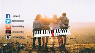 Tera yaar hoon main instrumental | Sonu Ke Titu Ki Sweety | Himanshu Katara |