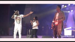 waly Seck et Sidiki Diabaté au Grand Theatre de Dakar 2016  1er partie