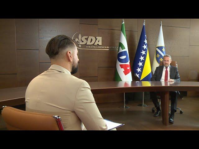 Bakir Izetbegović: Novalić zna dati nespretnu izjavu, ali je bitno šta radi