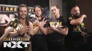 Gambar cover Adam Cole declares Undisputed ERA will run WWE: WWE Exclusive, June 1, 2019