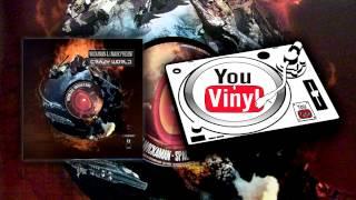 J.Majik & Wickaman - Space Invasion / Minali Cream (Feat. Danny J) [REDSPIDER003]