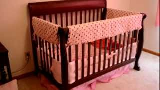 Review: Davinci Kalani 4 In 1 Crib In Cherry