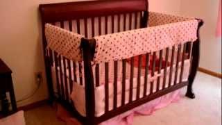 Review: Davinci Kalani 4 In 1 Crib In Cherry
