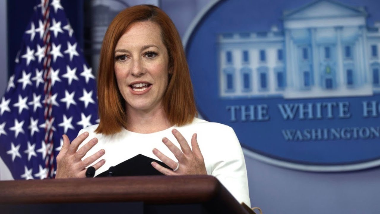 Press Briefing by Press Secretary Jen Psaki and Secretary of the ...