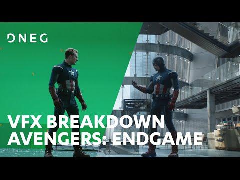 Avengers: Endgame | VFX Breakdown | DNEG