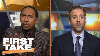 Stephen A. and Max debate Joe Morgan's stance on PED users in the Hall of Fame | First Take | ESPN