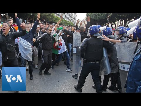 Police Forces Charge