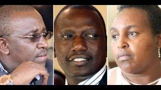 DP William Ruto sent Marianne Kitany