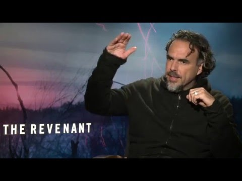"Alejandro González Iñárritu Interview ""The Revenant"""