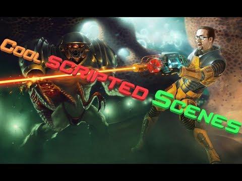 Black Mesa - Scripted Scenes