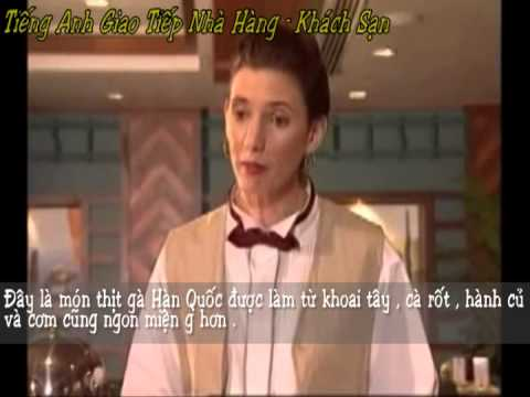 Tieng Anh Giao Tiep Nha Hang   Khach San unit 6 canh 2