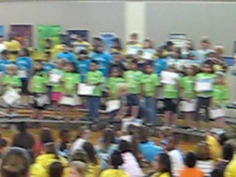 SARAI AWARDS AT THORNTON ELEMENTARY SCHOOL 003
