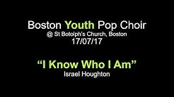 "Boston Youth Pop Choir - ""I Know Who I Am"""