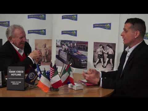 The Hank Cisco Show: Fredrick McCarthy & Central Montco Technical High School 2018