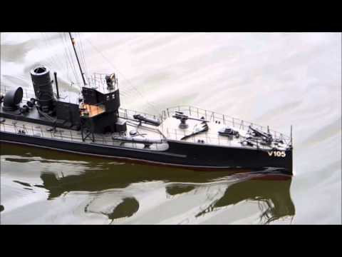 Imperial GermanNavy  torpedo boat  V105