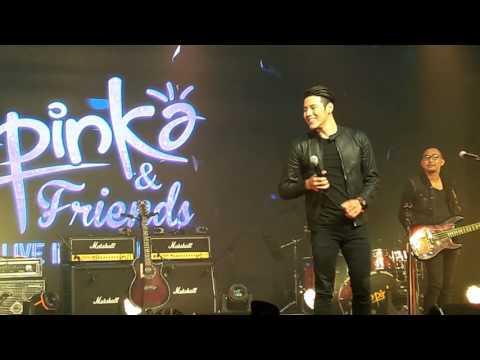 Papinka (Siapa Dia & Masih Mencintainya) konser bareng (Dadali & Via Vallen) live in hongkong