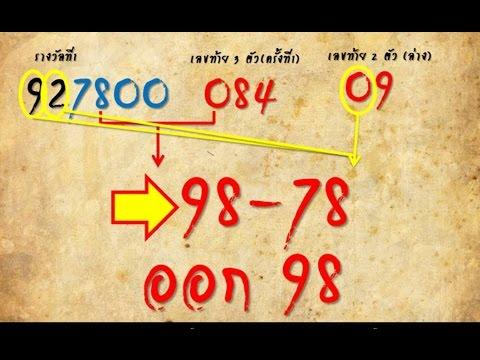 สูตรคำนวณหวย1/3/59 สูตรหวยเด็ด ให้เลขท้าย2ตัว (2ตัวล่าง) เข้า7งวดซ้อน 1 มีนาคม 2559 สูตร2ตัวล่าง