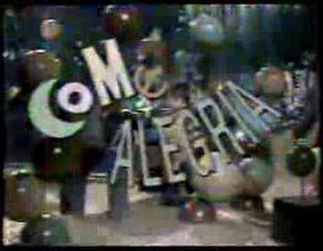 Chamada infantil da Manchete 1990
