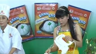 [Hướng dẫn] Làm bánh bao bằng bột Vĩnh Thuận