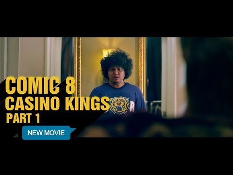 Comic 8: Casino Kings Part1 | Dilihatin malah terkejut