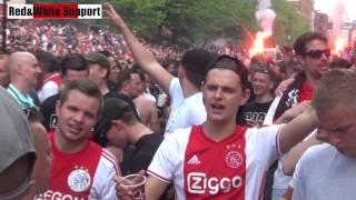 Ajax - Manchester United Fanzone Stockholm (24/05/2017)