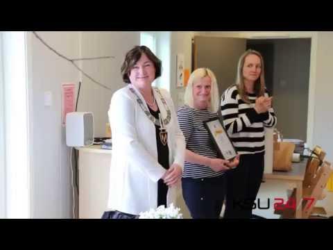Kårvåg barnehage vant 10 000 kroner