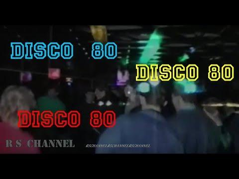 так раньше танцевали в 80-х -Дискотека 30 лет назад (снято в зале)