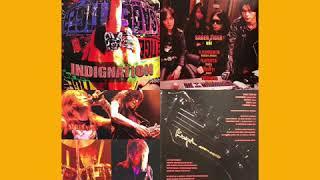 From Album 『INDIGNATION』 A.KINOSHITA(G,Vo) KATSUTO(Vo) SANPEI...