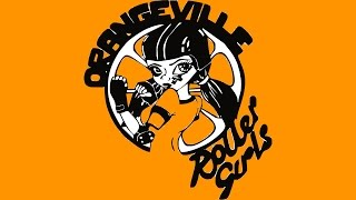 Toronto Roller Derby D-VAS vs Orangeville Fox Force Five P1 7 Feb 2015 TORD ORG