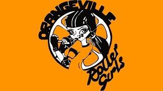 Toronto Roller Derby D-VAS vs Orangeville Fox Force Five P1 7 Feb 2015 TORD ORG
