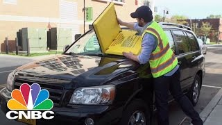 The Barnacle Removes The Boot And Headache When Getting A Parking Ticket | CNBC