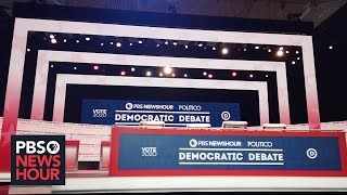 What to look for in the PBS NewsHour/POLITICO Democratic debate