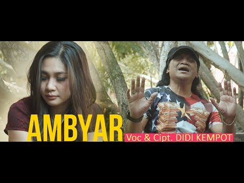 Didi Kempot Ambyar Official Youtube