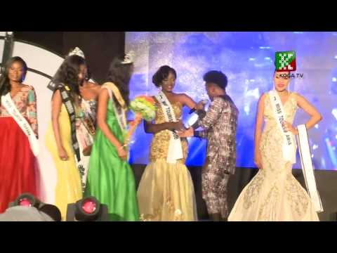 See what Korede Bello did to a contestant @ Miss Tourism 2016