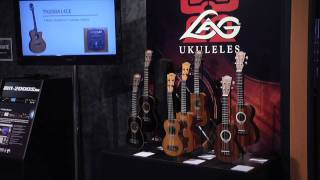 LAG Guitars @ NAMM 2012 - Welcome!